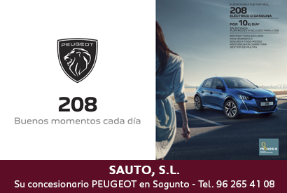 Peugeot 208 10 Septiembre