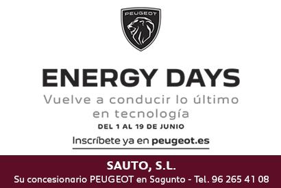 Peugeot SAUTO ENERGY 16-JUN