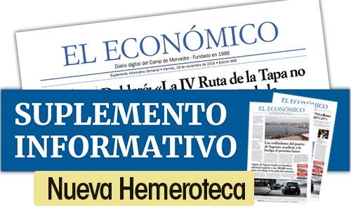Suplemento Informativo en la nueva Hemeroteca