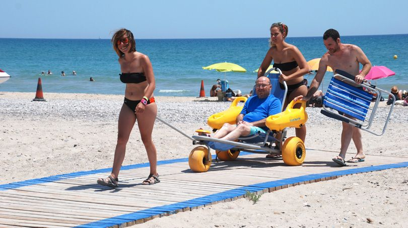 PLAYA ACCESIBLE 1