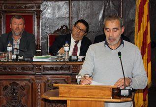 El concejal de Patrimonio del Ayuntamiento de Sagunto, Pablo Abelleira