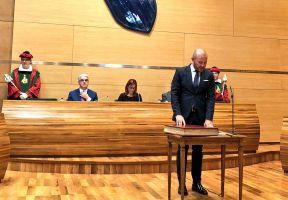 Toni Gaspar se convierte en el nuevo presidente de la Diputación de València