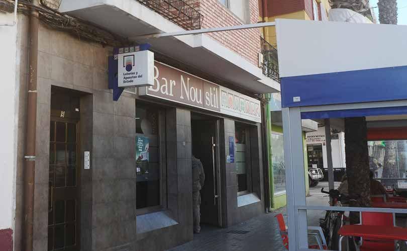 Una cafetería de Puerto de Sagunto vende un cuarto premio de la ...