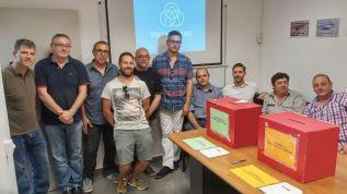 La empresa Galmed celebró ayer sus elecciones sindicales