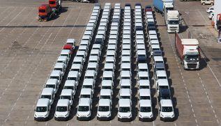 El puerto de Sagunto aumenta un 28,08% el tráfico de automóviles a cierre del tercer trimestre