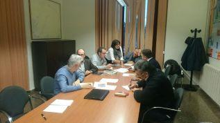 Reunión del Consejo Económico y Social de Sagunto