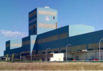 Instalaciones de la planta de Galmed