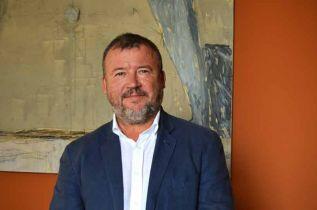 El alcalde de Sagunto, Francesc Fernàndez