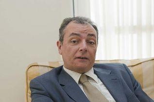 Salvador Navarro, presidente de la Confereración Empresarial Valenciana
