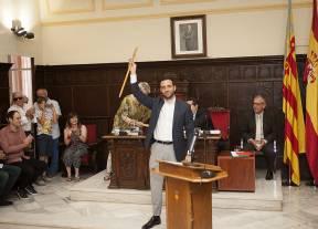 Los socialistas recuperan la Alcaldía de Sagunto con Darío Moreno